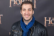 """Jesus Antunez attends  """"The Hobbit: An Unexpected Journey"""" premiere at the Callao cinema- Madrid."""