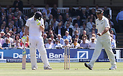 England Ben Stokes is out for 92 during the first day of the Investec 1st Test  match between England and New Zealand at Lord's Cricket Ground, St John's Wood, United Kingdom on 21 May 2015. Photo by Ellie  Hoad.