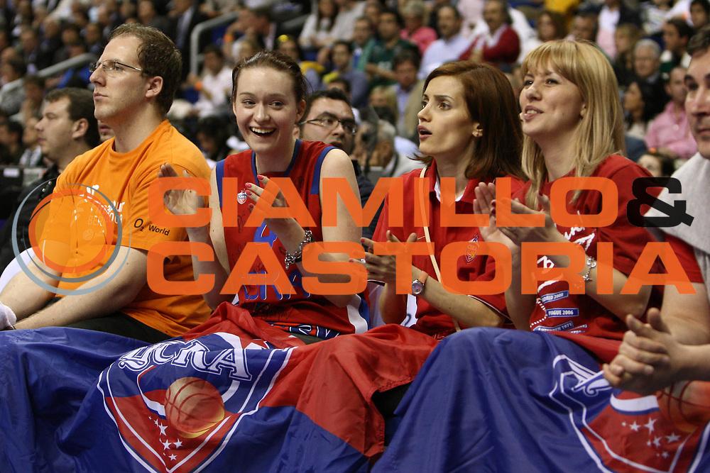 DESCRIZIONE : Berlino Eurolega 2008-09 Final Four Semifinale Regal Barcellona CSKA Mosca <br /> GIOCATORE :  Fans<br /> SQUADRA : CSKA Mosca  <br /> EVENTO : Eurolega 2008-2009 <br /> GARA : Regal Barcellona CSKA Mosca <br /> DATA : 01/05/2009 <br /> CATEGORIA : Fans <br /> SPORT : Pallacanestro <br /> AUTORE : Agenzia Ciamillo-Castoria/C.De Massis