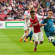 NLD/Amsterdam/20180408 - Ajax - Heracles, David Neres vs Jaroslav