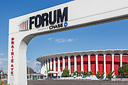 The Forum Indoor Entertainment Arena