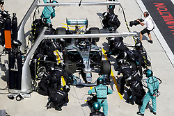 April 15, 2018 - Shanghai, China - Shanghai: Motorsports: Formula 1 2018 Heineken Chinese Grand Prix.Chinese Formula One Grand Prix Shanghai Circuit in Shanghai, China.#77 Valtteri Bottas (FIN, Mercedes AMG Petronas) (Credit Image: © Hoch Zwei via ZUMA Wire)