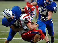 2011 Valle Catholic HS vs South Shelby HS football