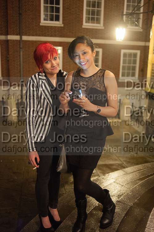 ROMANY SWIFT; MARIA THOMAS, The Almeida Theatre  celebrates Mike Attenborough's 11 brilliant years as Artistic Director. Middle Temple Hall,<br /> Middle Temple Lane, London, EC4Y 9AT