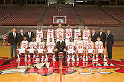 Arkansas Razorbacks men's basketball team during the 2007-2008 season at Bud Walton Arena in Fayetteville, Arkansas...©Wesley Hitt.All Rights Reserved.501-258-0920.