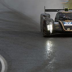 LMP2-LOTUS, Lotus T128, Drivers, Thomas Holzer (DEU), Dominik Kraihamer (AUT), Jan Charouz (CZE).<br /> Image taken during free practice and qualifying at the 90th Le Mans 24hrs at the Circuit de la Sarthe, Le Mans, France on the 20th June 2013.<br /> <br /> WAYNE NEAL | SPORTPIX.ORG.UK