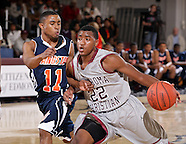 OC Men's BBall vs Langston University SS - 11/17/2011