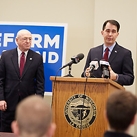 2017 UWL Governor Scott Walker UW system Budget