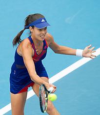 Auckland - Tennis - ASB Classic - Semi-Final