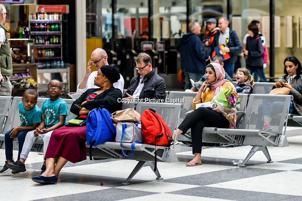 London, England, UK. 27 May 2019. Street Photography around Liverpool Street, London, UK