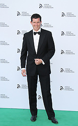 © Licensed to London News Pictures. Tim Henman at the  Novak Djokovic Foundation London gala dinner, The Roundhouse, London UK, 08 July 2013. Photo credit: Richard Goldschmidt/LNP