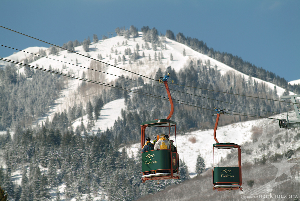 cabriolet lift at The Canyons