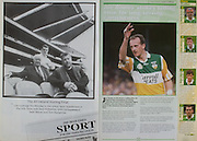 All Ireland Senior Hurling Championship - Final, .13.09.1998, 09.13.1998, 13th September 1998, .13091998AISHCF,.Senior Kilkenny v Offaly, .Minor Kilkenny v Cork,.Offaly 2-16, Kilkenny 1-13,.The Irish Times,