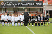 Manchester United and Juventus - Dundee United J-League Finals at Tannadice. .© David Young - www.davidyoungphoto.co.uk - email: davidyoungphoto@gmail.com