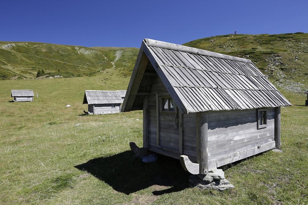 Eco katun 'Vranjak' on Bjelasica mountain,  Montenegro.