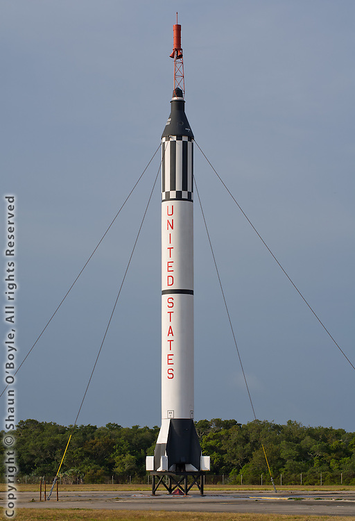 mercury rocket, cape canaveral