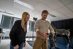 Henk van Cauwenbergh, Axelle Koninckx<br /> Foto shoot met Henk van Cauwenbergh voor KBRSF - Zaventem 2018<br /> © Hippo Foto - Dirk Caremans<br /> 01/05/2018