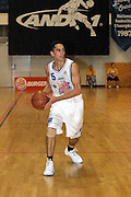 NBL Basketball 2002<br />Nelson Giants v Wellington Saints at Queens Wharf Event Centre in Wellington, 20/4/02<br />Troy Mclean<br /><br />Pic: Sandra Teddy/Photosport<br />*digital image*