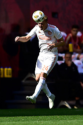 September 30, 2018 - Harrison, New Jersey, USA - Atlanta United FC midfielder JULIAN GRESSEL (24) in action at Red Bull Arena in Harrison New Jersey New York defeats Atlanta 2 to 0 (Credit Image: © Brooks Von Arx/ZUMA Wire)