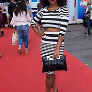 NLD/Amsterdam/20130708- AFW 2013 zomer, modeshow Claes Iversen, Veronica van Hoogdalem