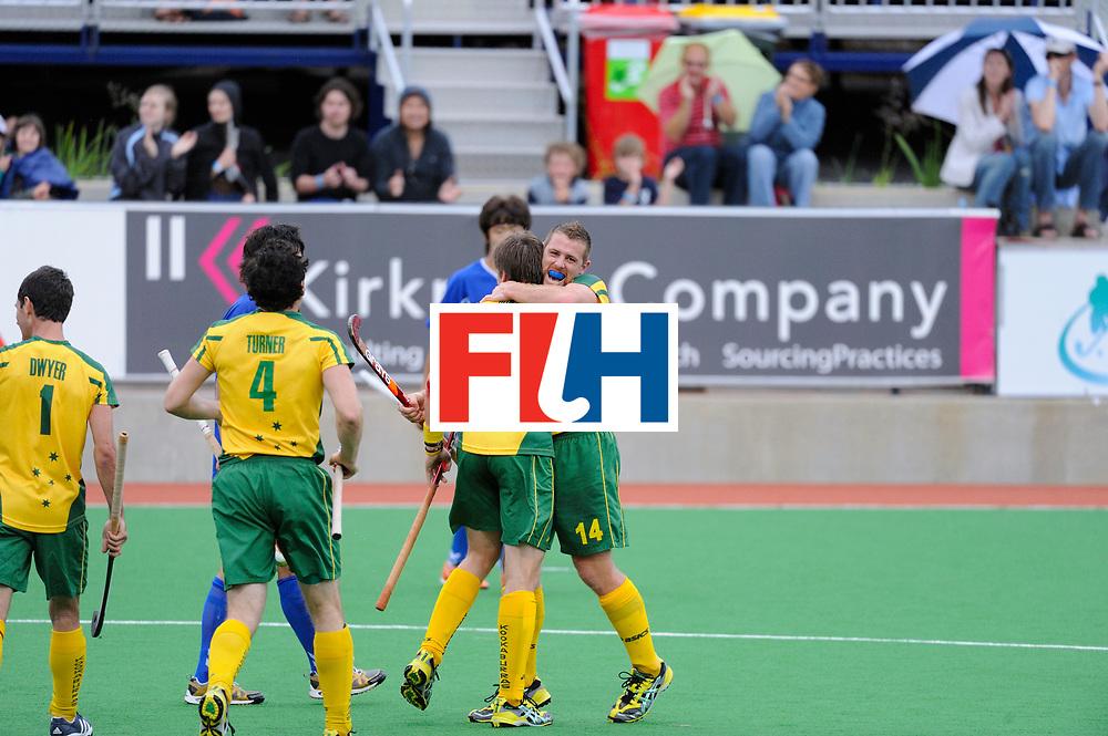 2009 CT Men- Australia v.Korea