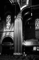Trinity Church Clarendon Street.  Boston Walking Tour.  ©2016 Karen Bobotas Photographer