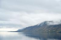 Mjóifjörður and Litlanes, West fiords of Iceland.