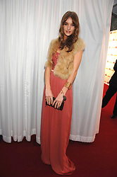 ROSIE HUNTINGTON-WHITELEY at the 2008 Glamour Women of the Year Awards 2008 held in the Berkeley Square Gardens, London on 3rd June 2008.<br /><br />NON EXCLUSIVE - WORLD RIGHTS