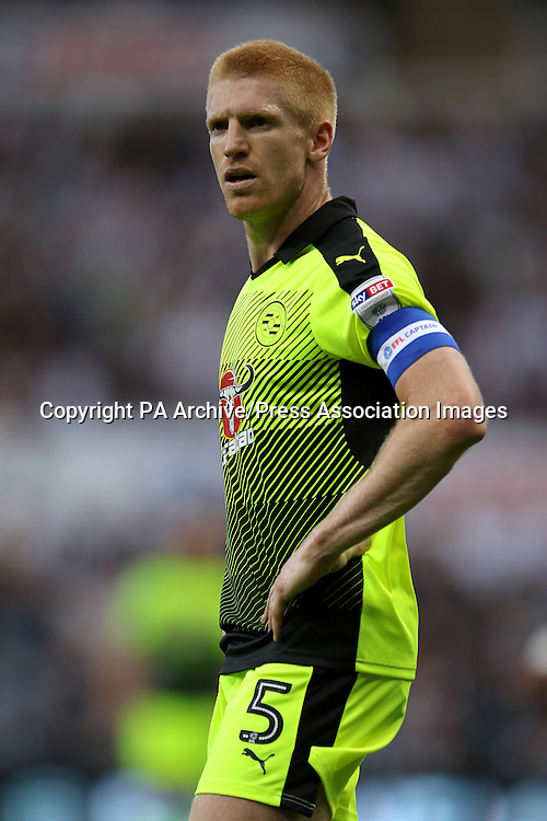 Reading's Paul McShane