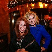 NLD/Amsterdam/20121221 - Premiere Wereldkerstcircus 2012, Elisa van der Meijden en ..............