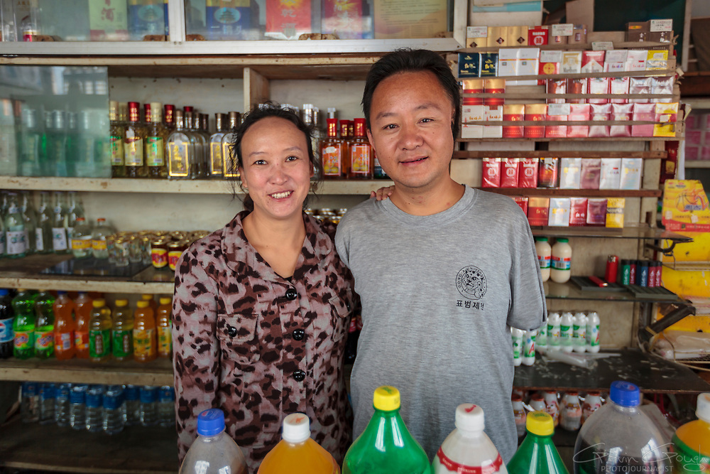 Li has recently married. He and his wife have a daughter, who receives extra tuition from a CBR field worker. The family now run a successful business in Kunming, China.