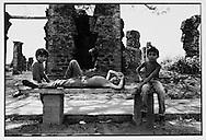 Ruinas de San Lorenzo, Estado Anzoategui......