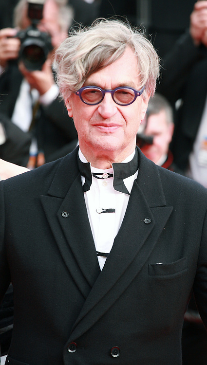 Director Wim Wenders at The Search gala screening red carpet at the 67th Cannes Film Festival France. Tuesday 20th May 2014 in Cannes Film Festival, France.