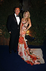WAYNE SHARPE and Singer SUMMER WATSON at the British Red Cross London Ball held at The Room by The River, 99 Upper Ground, London SE1 on 16th November 2006.<br /><br />NON EXCLUSIVE - WORLD RIGHTS
