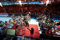 12.01.2012, ÖVB-Arena, Bremen, GER, Sixdays Bremen, im BildFeature Bahn Start // during the Sixdays Bremen on 2012/01/12, ÖVB-Arena, Bremen, Germany..EXPA Pictures © 2012, PhotoCredit: EXPA/ nph/ Heidmann..***** ATTENTION - OUT OF GER, CRO *****