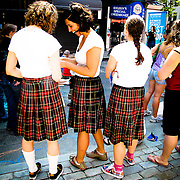 FringeNYC 2010: FringeTEASERS & FringeJR at NYC Summer Streets