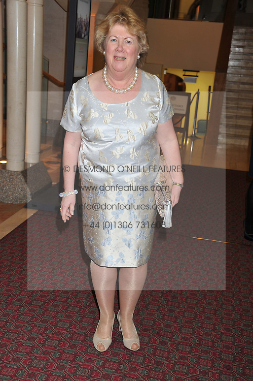 BARONESS GOUDIE at the Women for Women International UK Gala held at the Guildhall, City of London on 3rd May 2012.