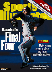 John Smoltz, Sports Illustrated, 1998