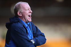 """West Bromwich Albion's Assistant Head Coach Gary Megson during the pre-season friendly match at Vale Park, Stoke. PRESS ASSOCIATION Photo. Picture date: Tuesday August 1, 2017. See PA story SOCCER Port Vale. Photo credit should read: Nick Potts/PA Wire. RESTRICTIONS: EDITORIAL USE ONLY No use with unauthorised audio, video, data, fixture lists, club/league logos or """"live"""" services. Online in-match use limited to 75 images, no video emulation. No use in betting, games or single club/league/player publications."""