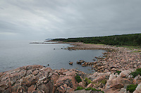 Green Cove, Cape Breton Highlands National Park, Cape Breton Island Nova Scotia