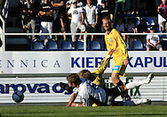 18.07.2009, Tehtaankentt?, Valkeakoski, Finland..Veikkausliiga 2009 - Finnish League 2009.FC Haka Valkeakoski - Vaasan Palloseura.Jani Lyyski - VPS.©Juha Tamminen...