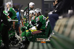 29.01.2013, Hala Tivoli, Ljubljana, SLO, EBEL, HDD Olimpija Ljubljana vs Dornbirner Eishockey Club, 4. Qualifikationsrunde, im Bild Jaka Ankerst (HDD Olimpija, #26) // during the Erste Bank Icehockey League 4th Qualification Round match between HDD Telemach Olimpija Ljubljana and Dornbirner Eishockey Club at the Hala Tivoli, Ljubljana, Slovenia on 2013/01/29. EXPA Pictures © 2013, PhotoCredit: EXPA/ Sportida/ Matic Klansek Velej..***** ATTENTION - OUT OF SLO *****