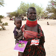 Tackling malnutrition in Turkana, Kenya