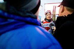 January 6, 2018 - Val Di Fiemme, ITALY - 180106 Dario Cologna of Switzerland after men's 15km mass start classic technique during Tour de Ski on January 6, 2018 in Val di Fiemme..Photo: Jon Olav Nesvold / BILDBYRN / kod JE / 160123 (Credit Image: © Jon Olav Nesvold/Bildbyran via ZUMA Wire)