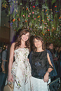 DAISY LOWE; ALEX SHULMAN, Fashion and Gardens, The Garden Museum, Lambeth Palace Rd. SE!. 6 February 2014.
