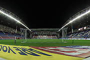 General view of DW Stadium before the Sky Bet League 1 match between Wigan Athletic and Gillingham at the DW Stadium, Wigan, England on 7 January 2016. Photo by Mark P Doherty.