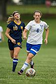 MCHS Varsity Girls Soccer vs Rappahannock, Conference 35 Quarter Final