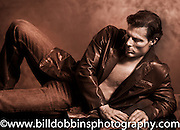Franco Carlotto Fashion Photos - shot at the Bill Dobbins Photography studio in Los Angeles.  Franco is 6-time Mr. World Fitness and an actor.