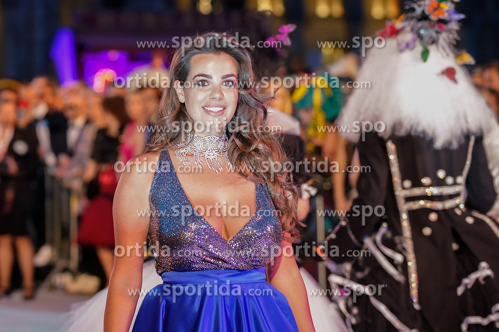 08.06.2019, Rathaus, Wien, AUT, Life Ball, im Bild Nadine Mirada // during the Life Ball at the Rathaus in Wien, Austria on 2019/06/08. EXPA Pictures © 2019, PhotoCredit: EXPA/ Florian Schroetter