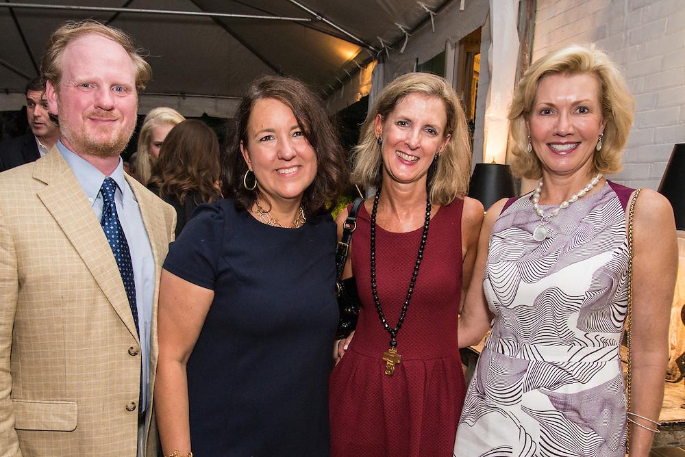 Doug and Ashley Henry, Susan Chapman, Sylvia Bradbury